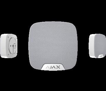 Ajax HomeSiren | Wit | Draadloze binnensirene