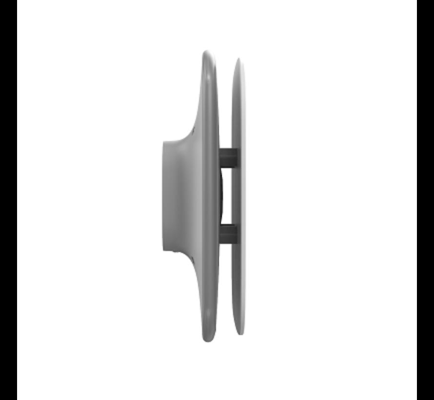 StreetSiren DoubleDeck | Wit | Draadloze buitensirene voor Brandplate