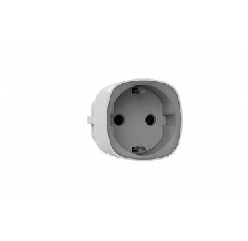 Ajax Smart Socket | Wit | Draadloze slimme stekker met energiemonitor