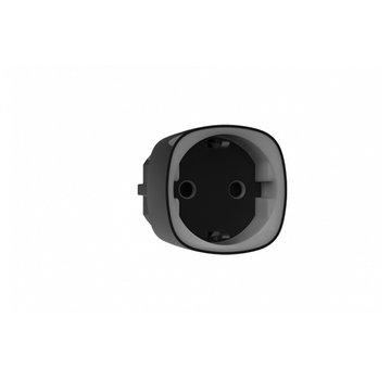 Ajax Smart Socket | Zwart | Draadloze slimme stekker met energiemonitor