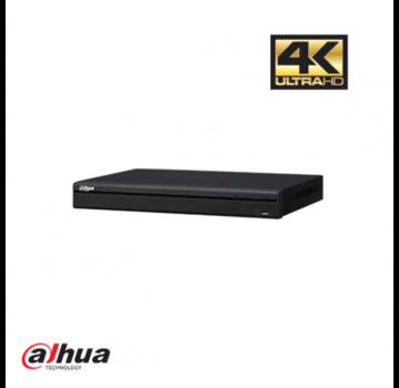 Dahua Dahua 16 kanaals 1U 4K H.265 16 x PoE NVR incl 2 TB HDD