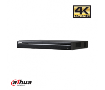 Dahua Dahua 16 kanaals 4K H.265 Netwerk Video Recorder incl 2TB HDD