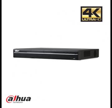 Dahua Dahua 16 kanaals 4K H.265 Netwerk Video Recorder incl 2TB HDD