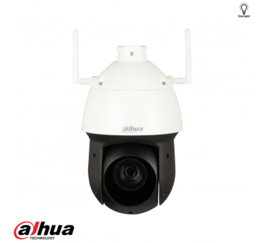 Dahua 2MP 25x Starlight IR PTZ Wi-Fi Netwerk Camera