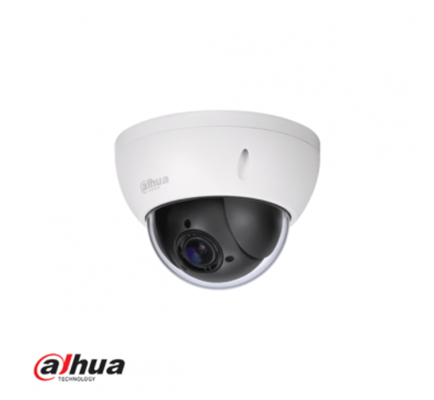Dahua 4MP 4x PTZ Netwerk Camera