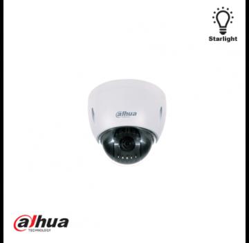 Dahua Dahua 2 Megapixel opbouw 12x zoom PTZ Starlight camera
