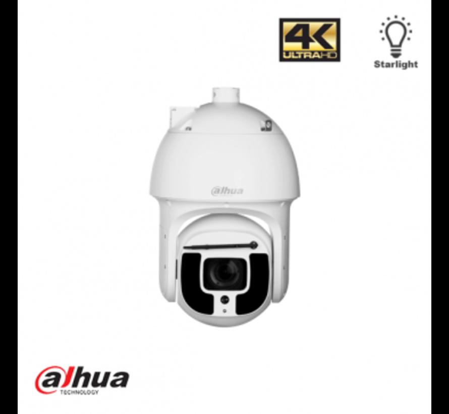 Dahua 4K 40x Starlight IR PTZ AI Netwerk PTZ Camera