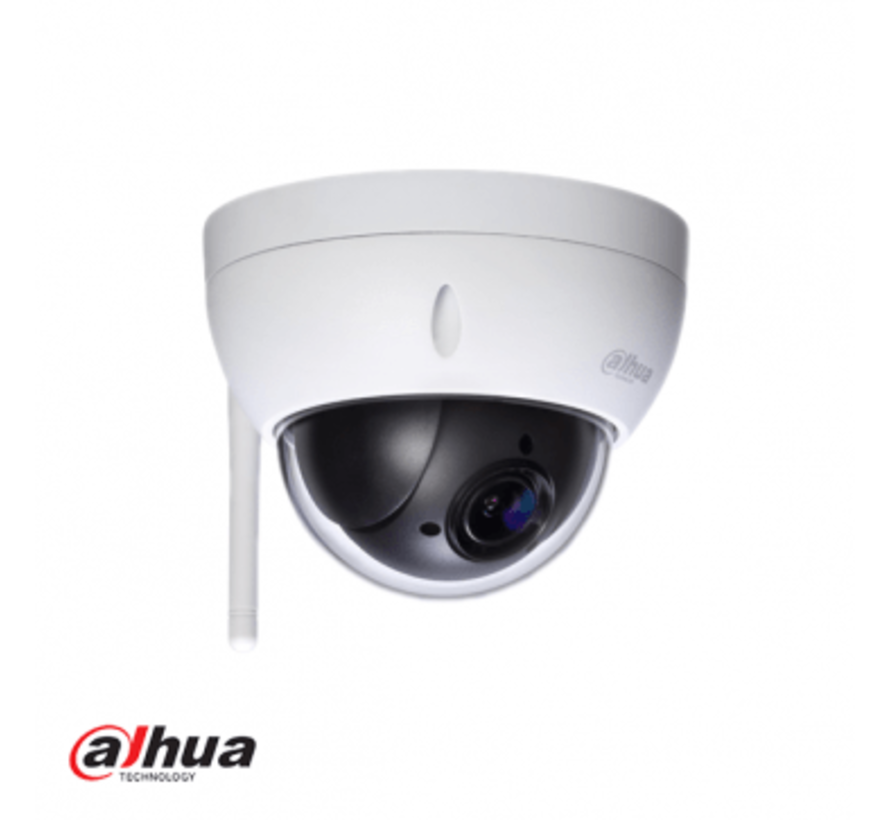 Dahua 4MP 4x PTZ Wi-Fi Netwerk Camera