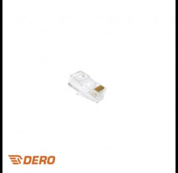 Dahua RJ45 connector | per 100 stuks