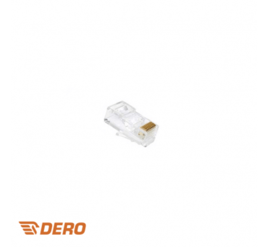 RJ45 connector | per 100 stuks