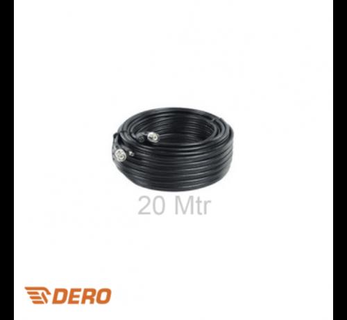Dahua Coax-combi kabel RG59 20m