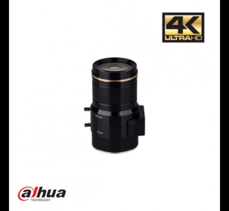 Dahua 12 MegaPixel 4K Lens 10.5-42mm