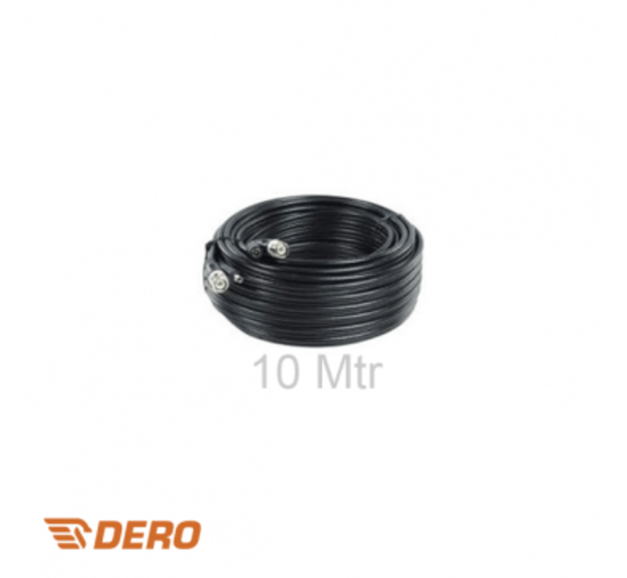 Coax-combi kabel RG59 10m