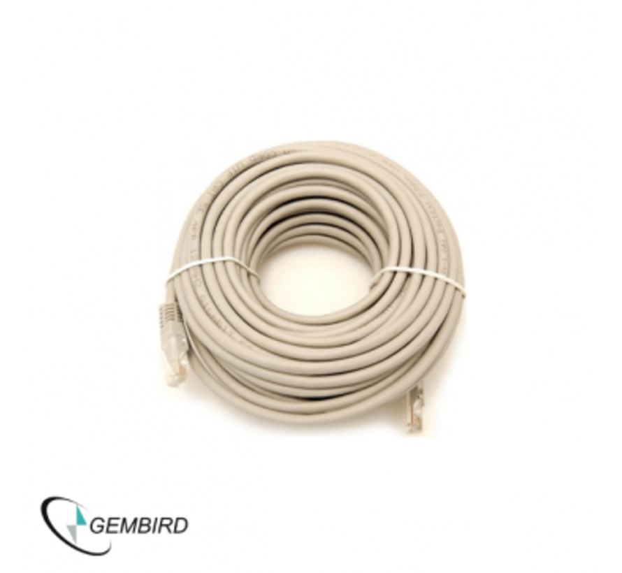 UTP kabel 20mtr met RJ45 connectors