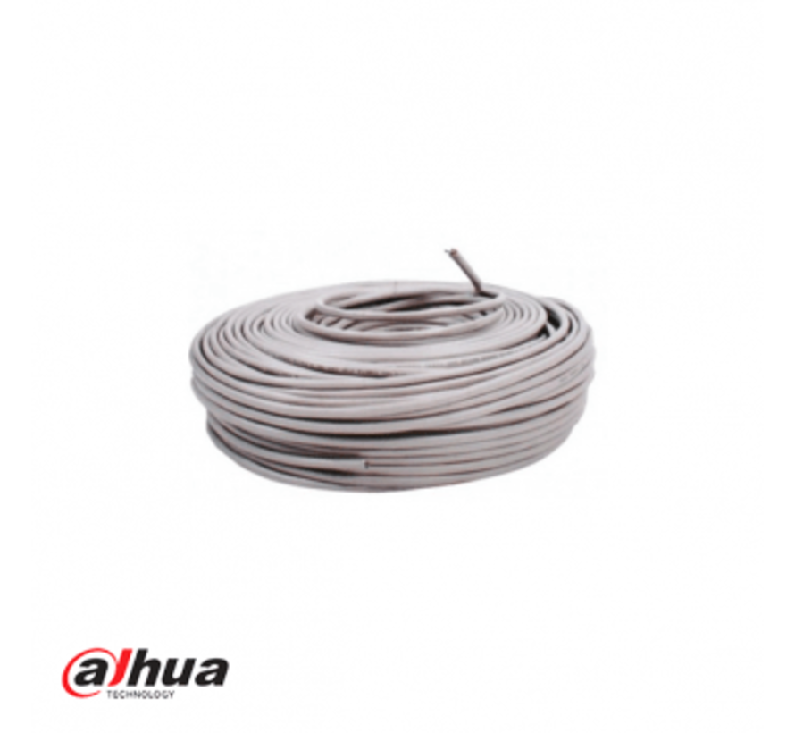 Dahua UTP CAT5E kabel WIT 100m