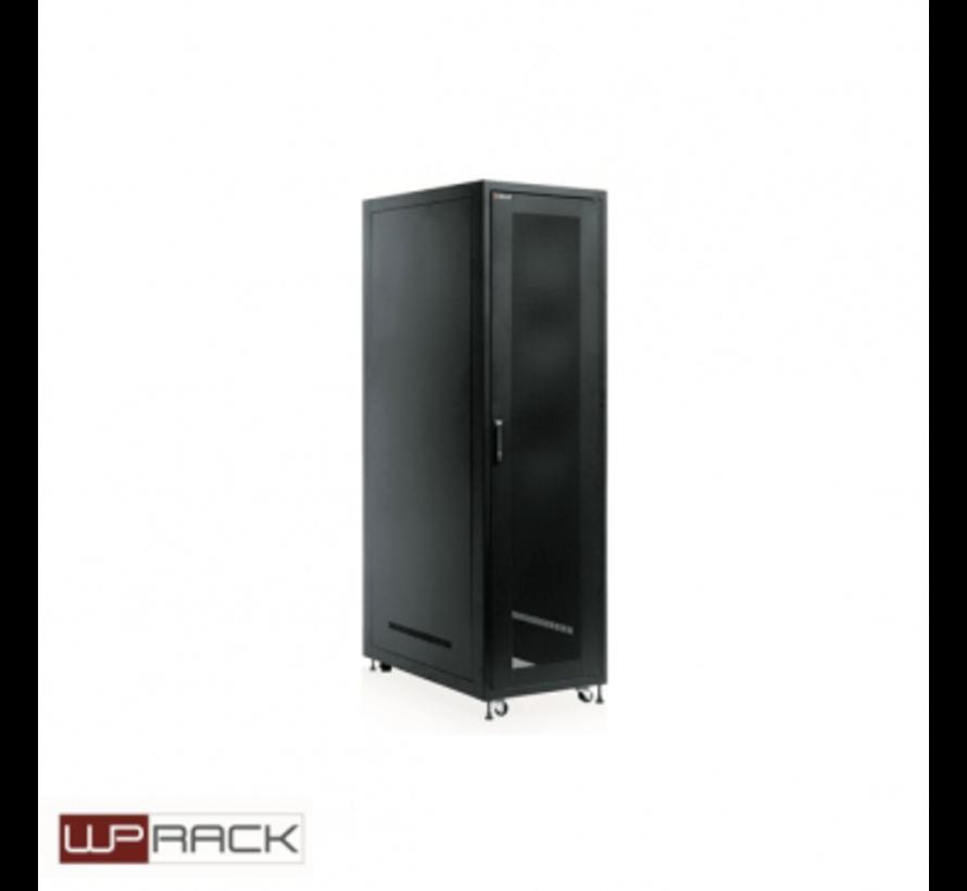 WP Server rack   27 HE   60 cm breed   139 cm hoog   100 cm diep