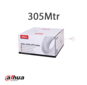 Dahua Dahua 305m UTP CAT6 Cable CPR Eclass