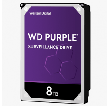Dahua Western Digital 8 TB Purple HDD