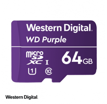 Dahua WD Purple 64GB microSDXC card