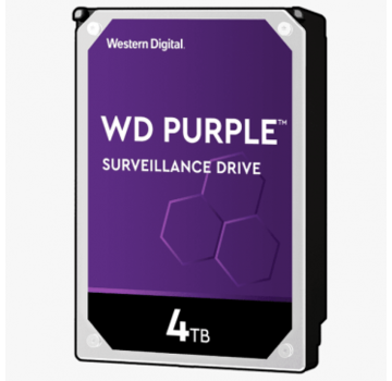 Dahua Western Digital 4 TB Purple HDD