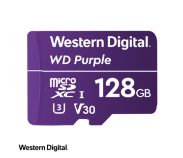Dahua WD Purple 128GB microSDXC card
