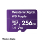 WD Purple 256GB microSDXC card