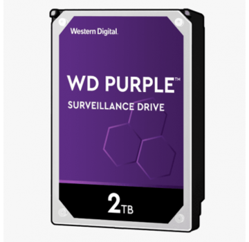 Dahua Western Digital 2 TB Purple HDD
