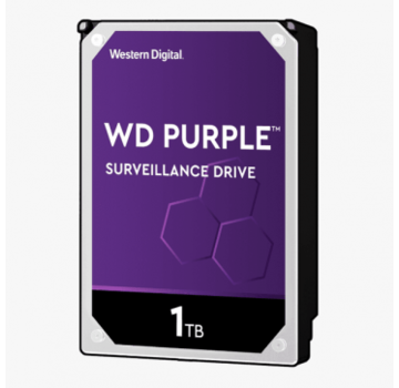 Dahua Western Digital 1 TB Purple HDD