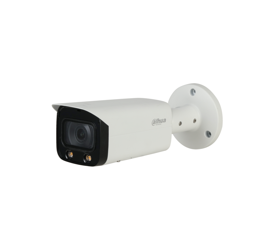 Dahua 4MP | WDR | IR Bullet | AI netwerk camera | 3.6mm