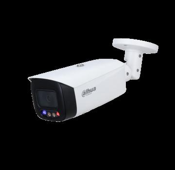 Dahua Dahua 4MP | Full-colour | Actieve afschrikking | Bullet | WizSense-netwerkcamera | Fixed-focal | 3.6mm
