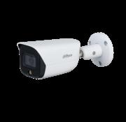 Dahua Dahua 4MP | Lite AI Full-color | Warm LED |  Bullet | Netwerk camera | 3.6mm