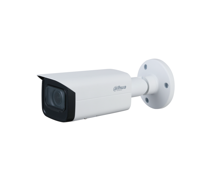 Dahua 2MP | Lite AI | IR Vari-focal Bullet | Netwerk camera | 2.7-13.5mm