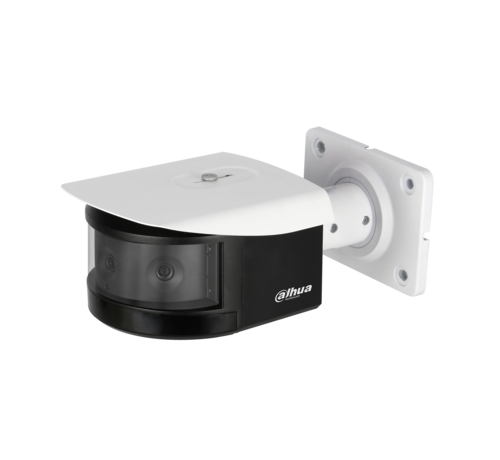 Dahua Dahua 3x2MP | Multi-Lens | Panoramic | Netwerk IR Bullet camera