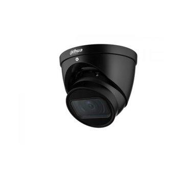 Dahua Dahua 5MP | Motorized 2.7-13.5mm | IR Dome | Netwerk camera | Zwart