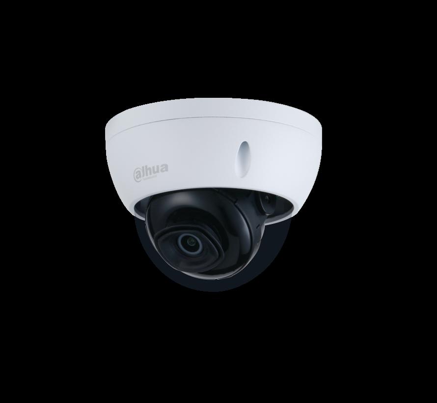 Dahua 8MP | IR Fixed focal Dome | WizSense | Netwerk camera | 2.8mm