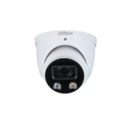 Dahua Dahua 4MP | TiOC | Full-color | Active Deterrence | Fixed-focal | Eyeball | WizSense | Netwerk camera | 2.8mm