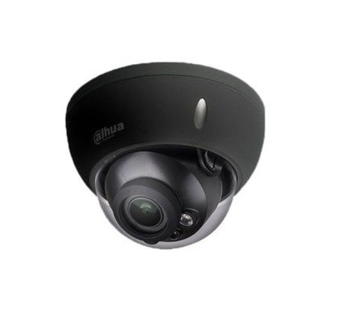 Dahua Dahua 4MP | Lite AI | IR Vari-focal | Dome | Netwerk camera | Zwart