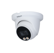 Dahua Dahua 4MP | Lite AI | Full-color | Warm wit licht LED | Eyeball | Netwerk camera | 2.8mm