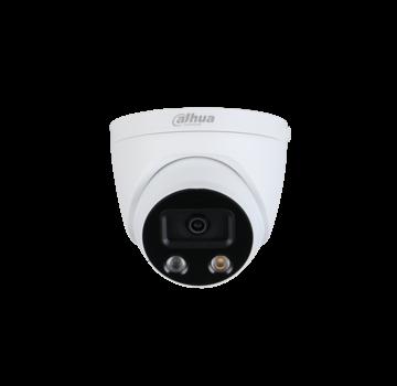 Dahua Dahua 5MP | WDR | IR Eyeball | AI en Active Deterrence | Netwerk camera | 2.8mm