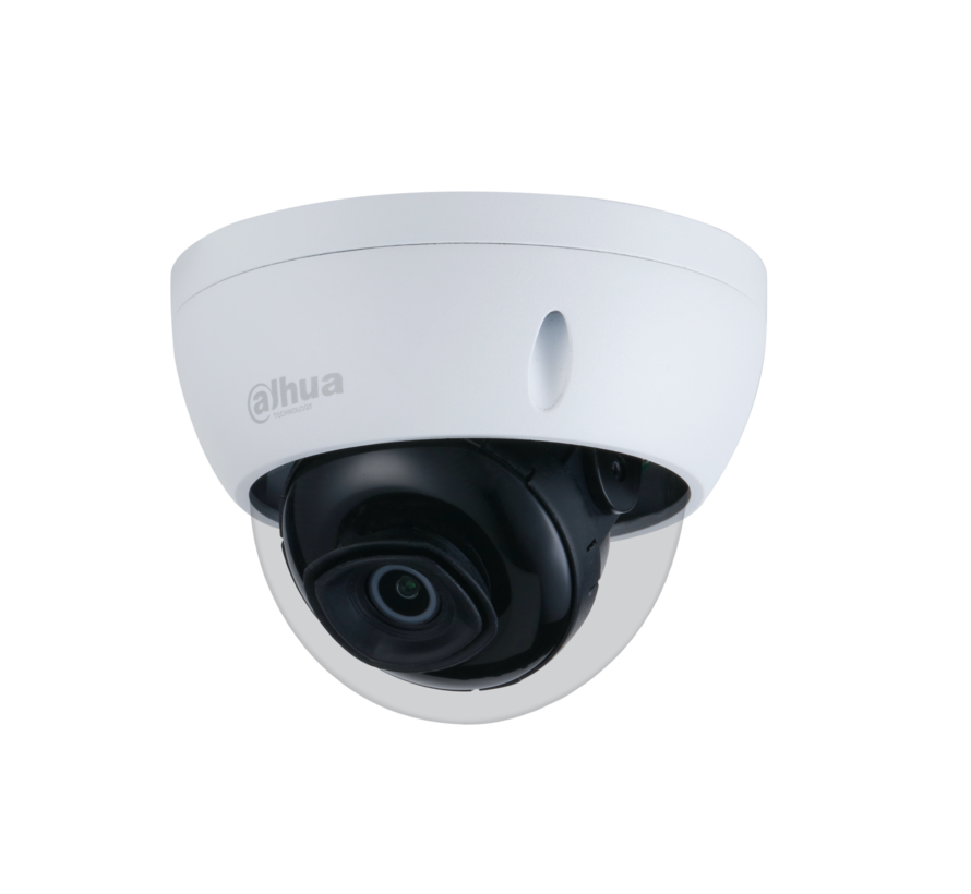 Dahua 2MP   IR Mini Dome   Netwerk camera   2.8mm