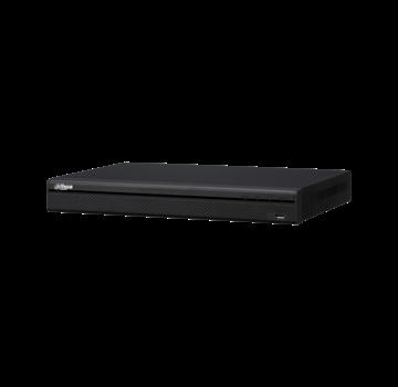 Dahua Dahua 8 kanaals | 1U 4K | H.265 | NVR | Incl. 2 TB HDD