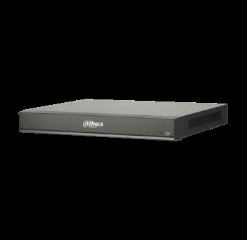Dahua Dahua 16 kanaals | 1U 16xPoE | AI Netwerk Video Recorder | Incl. 2TB HDD