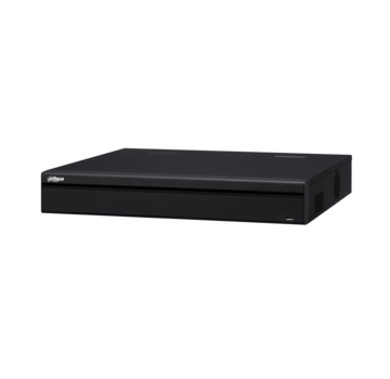 Dahua Dahua 32 kanaals | 1.5U 16x ePoE | 4K | H.265 Pro |  NVR | Incl. 2TB