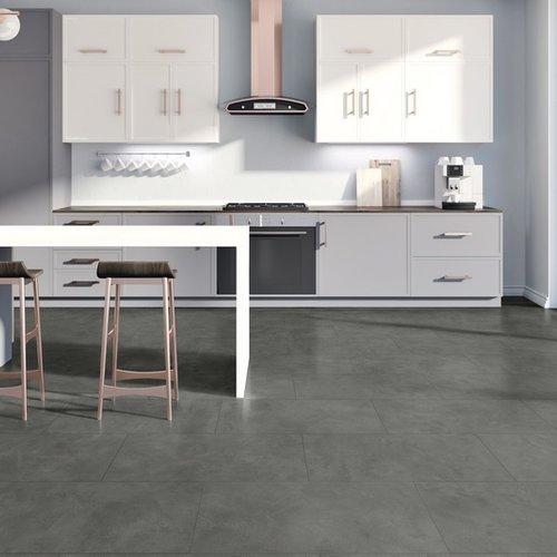 Tenacity Tenacity Tile 1545 - Beton Grey Klik PVC