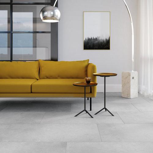 VIVA Floors Klik PVC Tegel 1840 Painted Bevel en Special Embossed Klik PVC