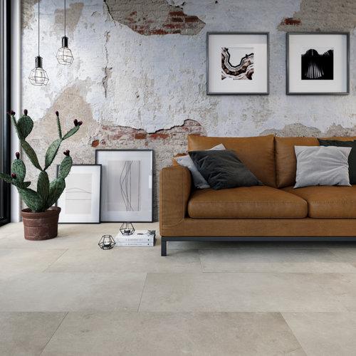 VIVA Floors Klik PVC Tegel 1830 Painted Bevel en Special Embossed