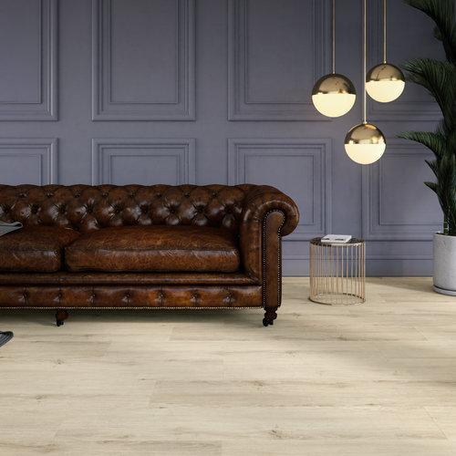 VIVA Floors Eiken 6501 Deep Embossed Klik PVC stroken