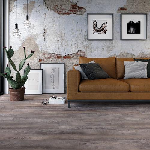 VIVA Floors Naaldhout 4410 Deep Embossed Klik PVC stroken