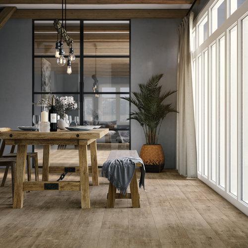 VIVA Floors Naaldhout 4302 Deep Embossed Klik PVC Stroken