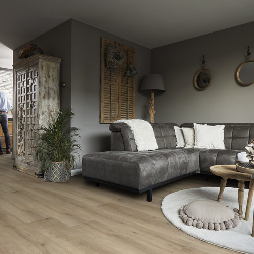 VIVA Floors Eiken 6830 Wood Touch Klik PVC stroken